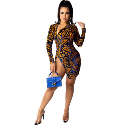 Sexy club ladies dress LD81034