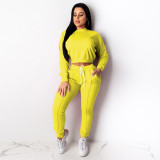 womens fashion two pieces set clothing S3361