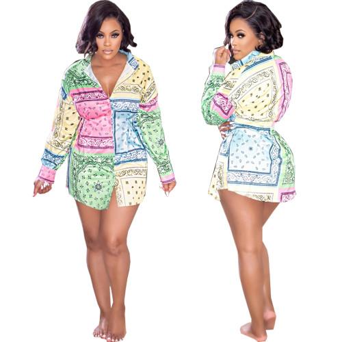 Sexy women blouse dress 10255
