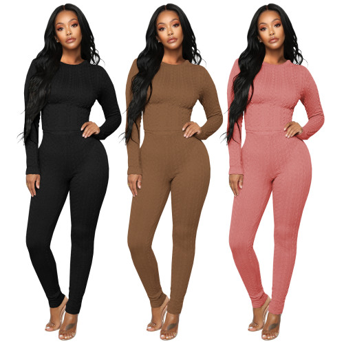 Women sweater pants set 4323