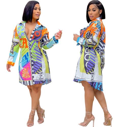 Sexy women blouse dress 10524