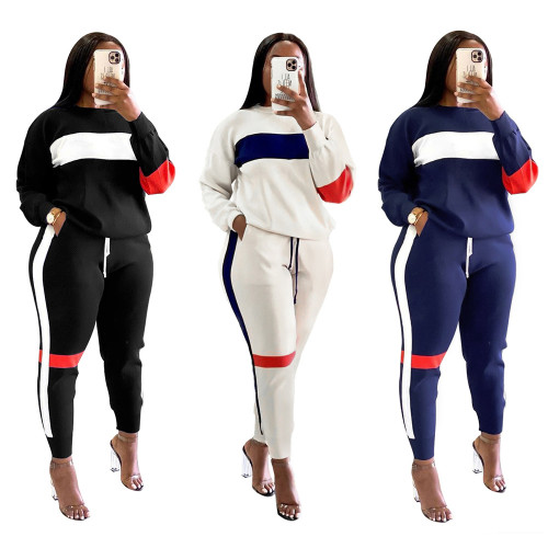 sexy two piece tracksuit S390203