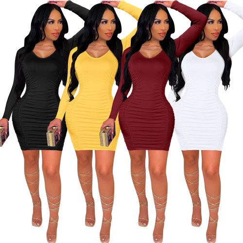 women stacked dress 2663