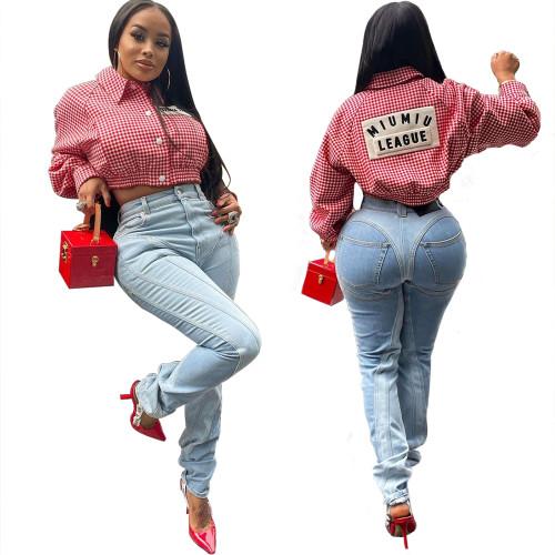Women jeans LD81056