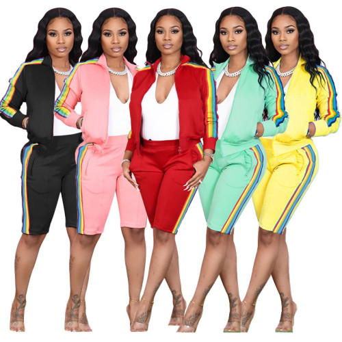 Women two pieces tracksuit M3106
