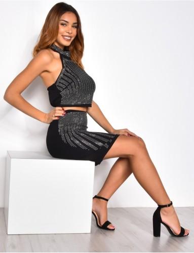 women sexy skirt set M7097