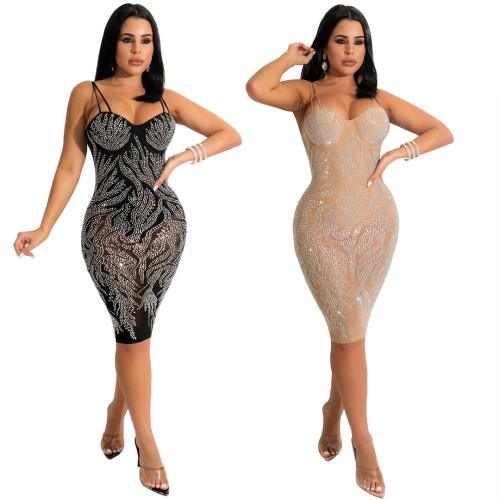 Women sexy dress LD81064