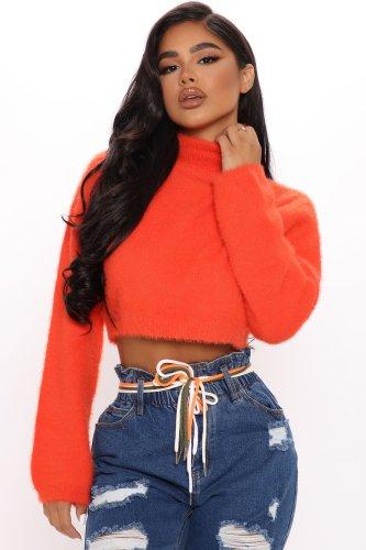 Women winter sweater M7166