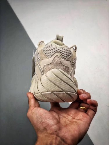 low priced 4079d d452e Adidas Yeezy 500 Desert Rat Sneakers