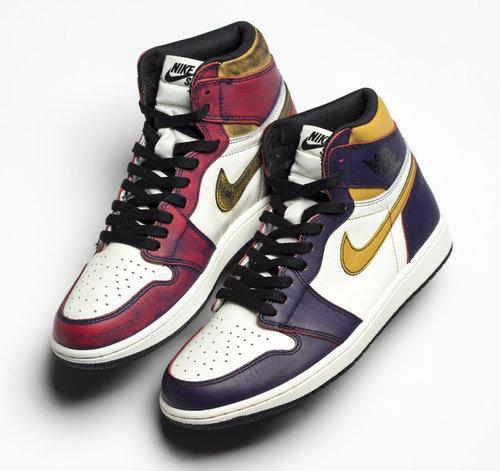 Nike SB x Air Jordan 1 Retro High OG Sneakers