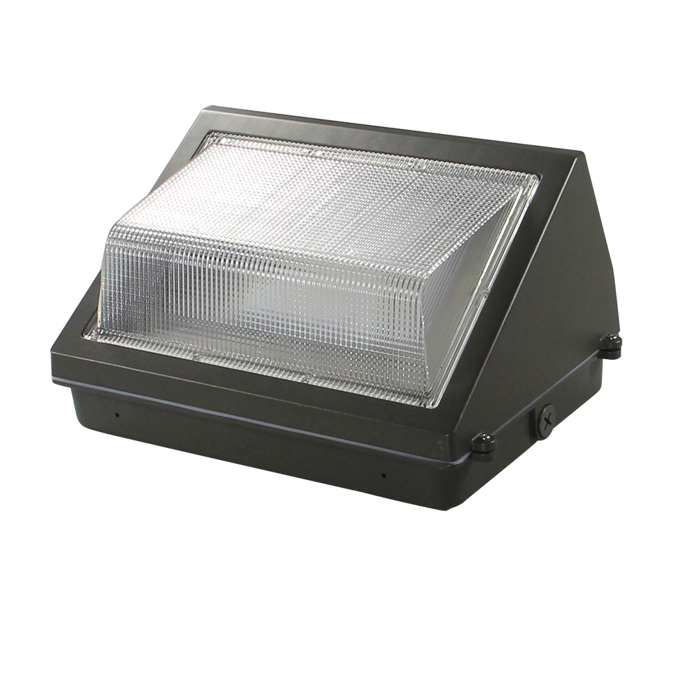 Max Light Led Wall Pack: 100W LED Wall Pack
