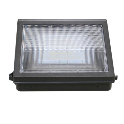 100W LED Wall Pack With Photocell - 12500 Lumens - 100-277VAC - 400W Metal Halide Equivalent - 5000K