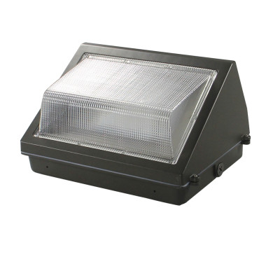 120W LED Wall Pack With Photocell - 15000 Lumens - 100-277VAC - 600W Metal Halide Equivalent - 5000K-Photocell
