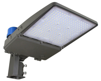 200W LED Parking Lot & Shoebox - 26000 Lumens - 100-277VAC - 800W MH/HID/HPS Equivalent - Type III -5000K