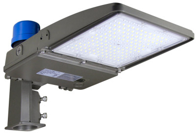 150W LED Parking Lot & Shoebox - 19500Lm - 100-277VAC - 600W MH/HID/HPS - Type III -5000K