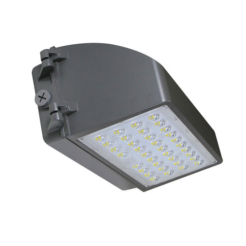60W LED Wall Pack with Photocell- 7800 Lumens - 100-277VAC - 210W MH/HPS Equivalent - 5000K
