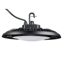 150W LED High Bay With DOME Cover-150lm/w - 22500lm- 120-277VAC -1-10V Dim - 600W MH/HPS - 5000K - 5FT Cord