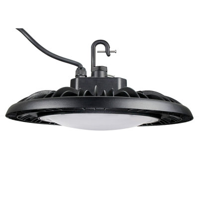 200W LED High Bay With DOME Cover - 150lm/w - 30000lm - 100-277VAC - 1-10V Dim - 800W MH/HPS Equivalent - 5000K - 5FT Cord