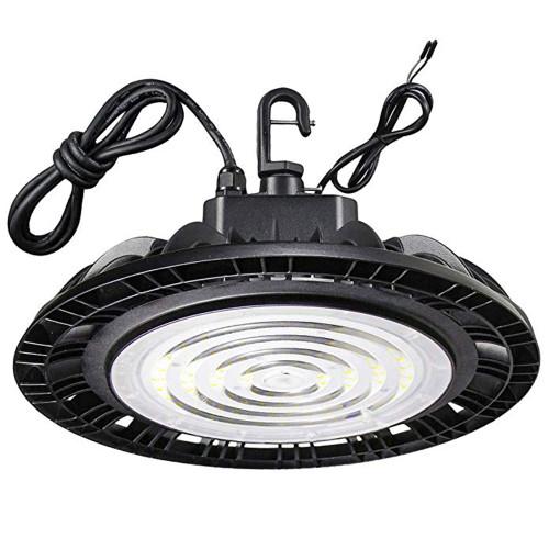 200W LED High Bay 1-10V Dim -160LM/W -100-277VAC - 5000K -ETL DLC Premium