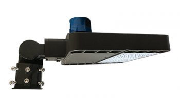 100W LED Parking Lot & Shoebox - 13000 Lumens - 100-277VAC - 300W Metal Halide Equivalent - 5000K