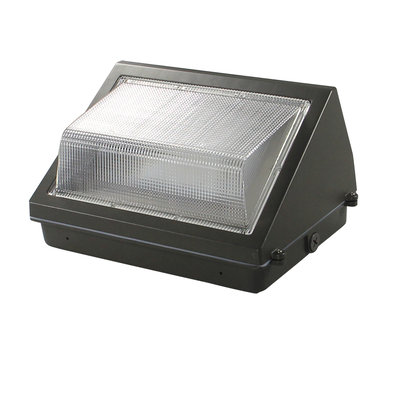 60W LED Wall Pack With Photocell - 7200 Lumens - 100-277VAC - 250W Metal Halide Equivalent - 5000K