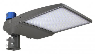 300W LED Parking Lot & Shoebox - 39000 Lumens - 100-277VAC - 1000W MH/HID/HPS Equivalent - Type III -5000K