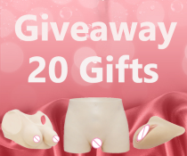 For giveaway-Increase order amount