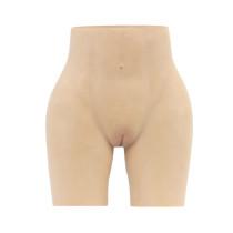 JUYO VONSAN シリコンパンツ 女装 下着 下半身ボディスーツ 偽膣 尿導管付き Tバッグ 仮装