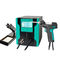 Pro'sKit SS-331H   electric desoldering gun Desoldering pump with  automatic sleep function