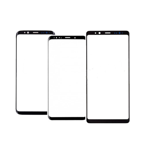 Front Glass For for Samsung Galaxy S10+ G975 S10 G973 S9+ S9 S8+ S8
