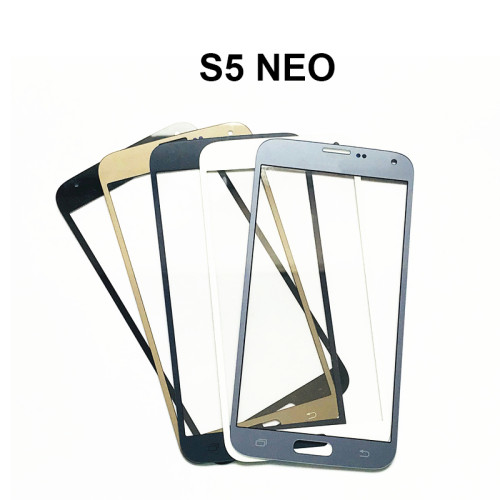 Front Glass For  Galaxy S5 NEO