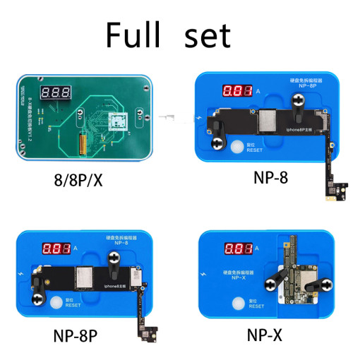 JC Nand Non-removal Programmer HDD Latest Reading and Writing Bottom Data for IPHONE 8/8P/X  NP-8   NP-8P  NP-X