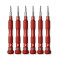 Mechanic repair domestic Apple mobile phone disassemble tool screwdriver bit strong magnetic screwdriver screwdriver Pro8