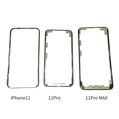 LCD Frame For iPhone Series 5 To iPhone XS MAX 11pro 11pro max