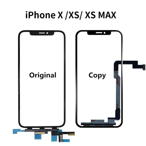 Touch Screen digitizer  TP Replacement lcd outer glass lens touch panel for iPhone  X Xr Xs Xs Max iPhone 11  11pro 11 pro max