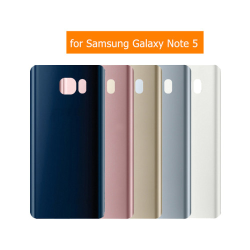 Samsung Galaxy back cover battery door glass Note 5/N920