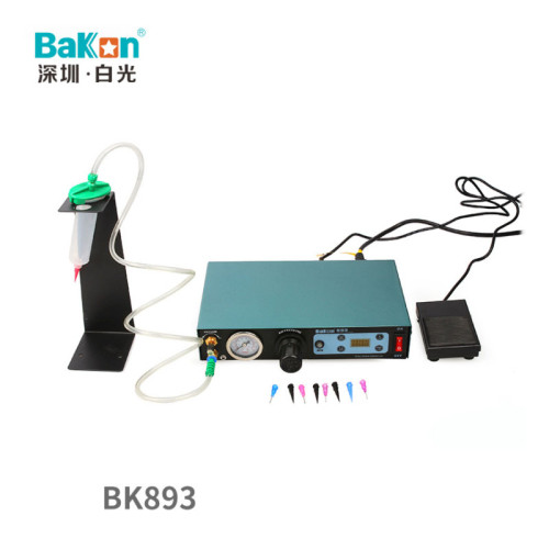Bakon BK892 BK893 Dispenser BK892 Automatic Epoxy BK892 High Precision dispensing machine