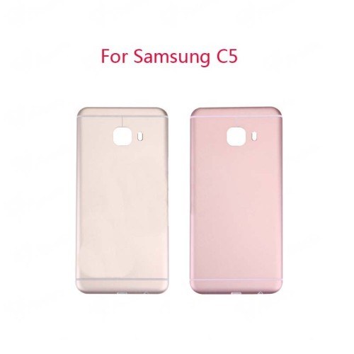 Samsung Galaxy back cover battery door glass Galaxy C5 Pro