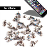 Screws Full Screw Set for iPhone6-11 Pro Max Repair bolt Complete Kit Replacement Parts Screws Fix phone Accessories