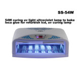 SS-54W high quality UV curing lamp professional nail glue curing