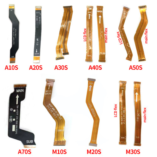For Samsung models LCD Display Flex Motherboard Main Board Connector A10S A107 A20S A207 A30S A307 A40S A50S A507 A70S M10S M107 M30S