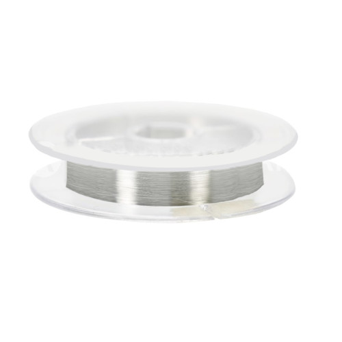 WXY JUMPER WIRE  WITHOUT COPPER WRAP 0.01 MM 100M