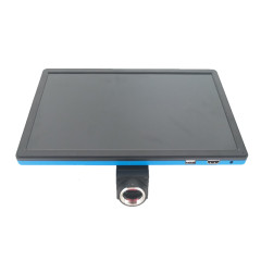 Full HD 11.6-inch HDMI integrated screen Camera Measurement microscope for human-synchronized pendant External monitor