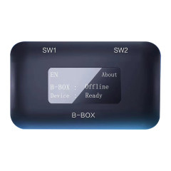 B-BOX DFU BOX C3 one key to purple mode free for A7-A11 for iPad/iPhone no need remove nand to unlock wifi support WIN PC/DFU BOX PC free dual operation modes C11 DTP