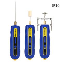 MECHANIC IR10 IR10 Pro OCA Phone LCD Screen Degumming Shovel Glue Tool Set Adjustable Speed Glue Remove Pen Grinder Rubber Separator
