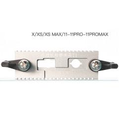 Lattice repair face ID XS MAX small camera fixture T1 Luban tool Face ID Repair fixture
