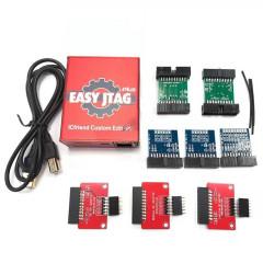 2020 New version Easy Jtag plus box Easy-Jtag plus box + EASYJTAG / UFI / MEDUSA ISP Adapters For HTC Huawei LG Motorola Samsung