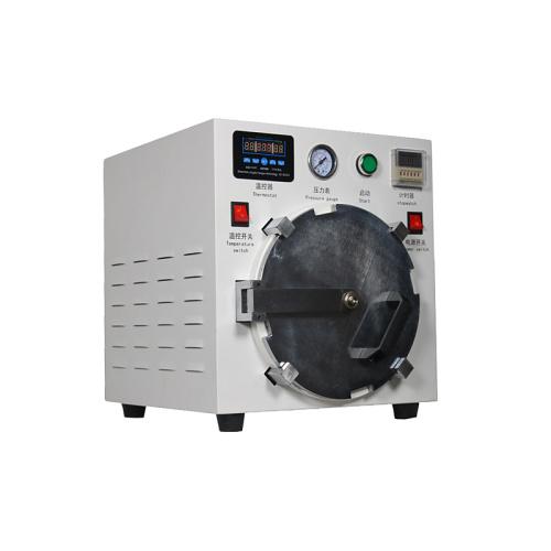 TUOLI Automatic LCD Bubble Remove Machine Vacuum OCA LCD Glass Refurbish Machine