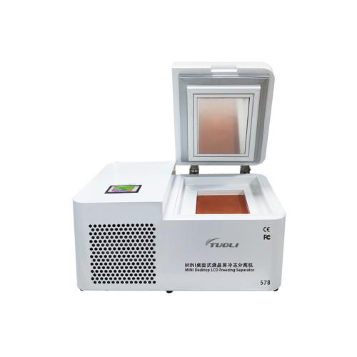 TUOLI Factory Mini Freezer LCD Freezing Separator Machine No Need Liquid Nitrogen For Edge LCD Screen Repair