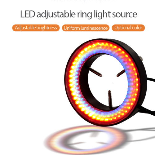 TUOLI TL-17S 16 million color microscope LED source light
